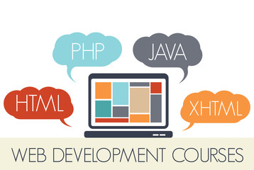 Web development courses