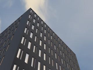 Moderne vastgoed architectuur