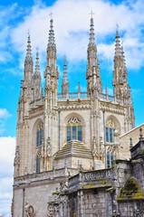 Catedral de Burgos, cimborrio de la capilla del Condestable