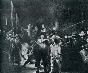 The Night Watch (Rembrandt, 1642)