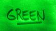 green - grün / Öko