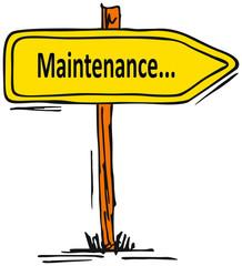 Maintenance...