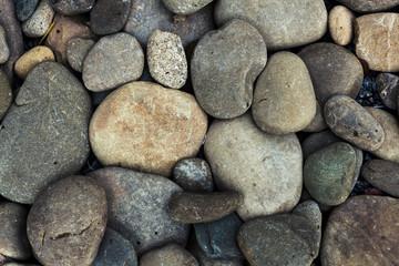 texture of   sea stones