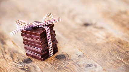 Delicious chocolate gifts, hand made.
