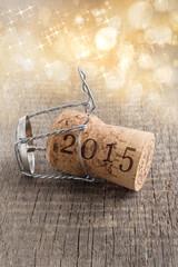 2015 - Champagerkorken