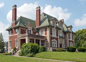 Leo Flesh Mansion,c.1907