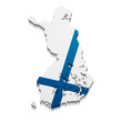 Map Finland