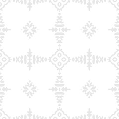 abstract vector seamless pattern. retro pattern