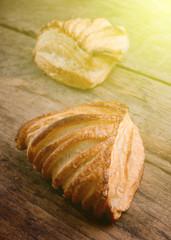 breakfast shells