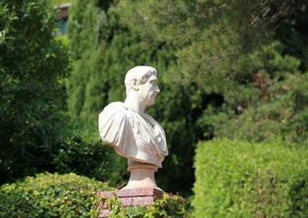 Antique Caesar Bust