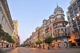 Avenida de la Constitución, Sevilla, España