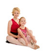 Dance Mom and Tiny Tot Dancer