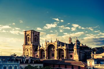 Cattedrale di granada, Granada