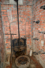 Exposition of the Museum of the sewerage in Lodz, Poland