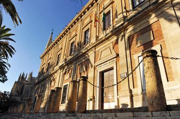 Archivo de Indias, Sevilla, España