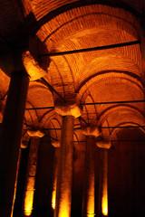 Columns of Basilica Cistern