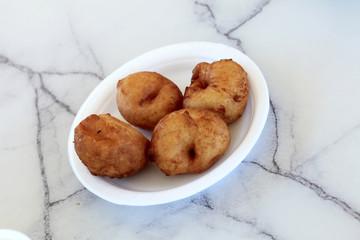 Fried bun