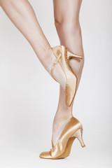 Beautiful dancer legs 10