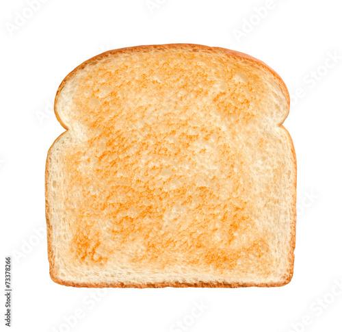 Bread Slice Lightly Toasted - 73378266