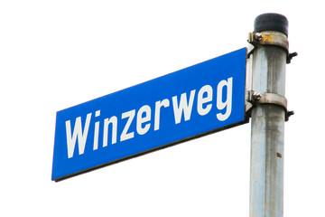 Winzerweg