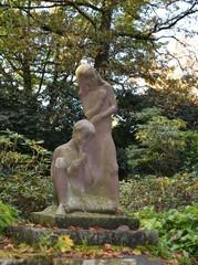 pomniki -grugapark, Essen-deutschland