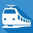 Logo tramway. Tram. - 73381414