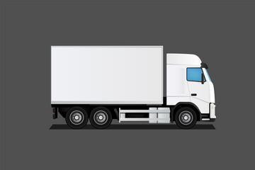 Truck regular