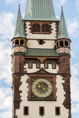 Freiburg, Turm des Martinstors