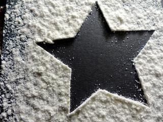 Schwarzer Stern