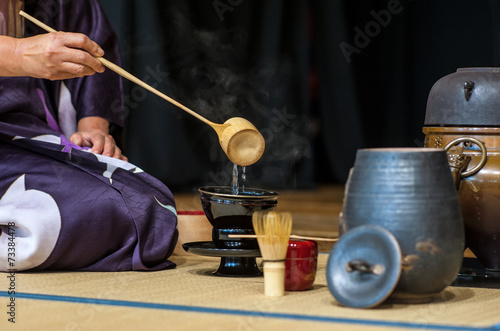 tea-ceremony - 73384478