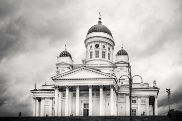 Helsinki cathedral Finland