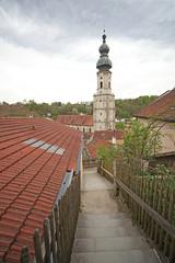 Kirche in Burghausen - Deutschland