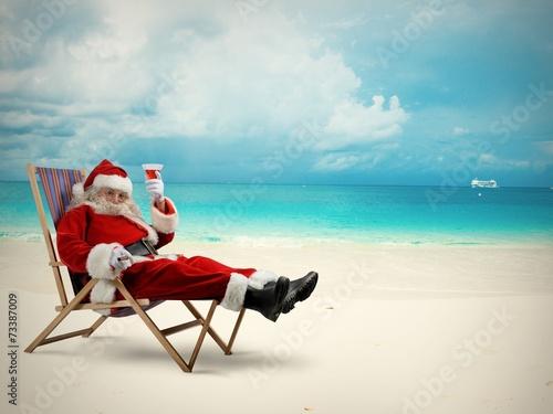 Santaclaus vacation - 73387009
