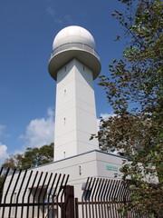気象台の建物