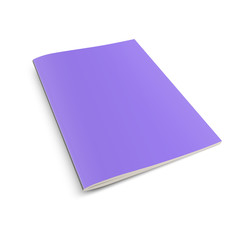 Thin notebook
