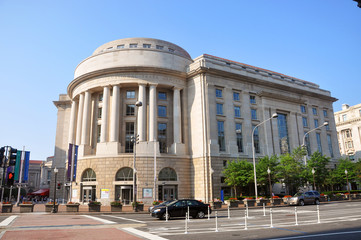 Ronald Reagan Building, Washington DC, USA