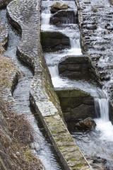 渓流の魚道