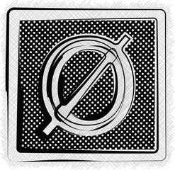 Polka Dot Font NUMBER 0