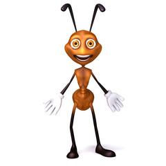 Ant surprise