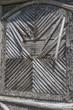 canvas print picture - Kaputte Seitenwand