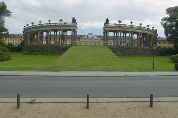 Sanssouci von außen