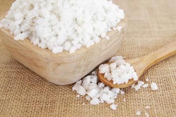 Natural bath salt, organic products