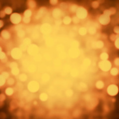Defocused Night Vintage shiny lights Christmas Bokeh background
