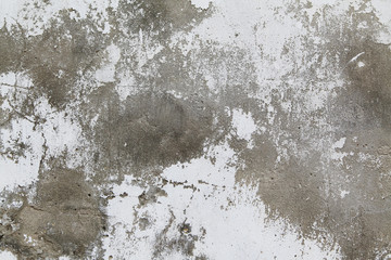 Dark grungy wall pattern with stains