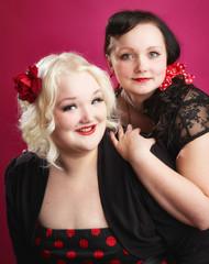 Pin-up sisters