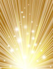 ゴールド輝き