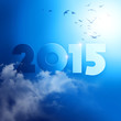 2015 new vistas greeting card