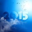 2015 new vistas greeting card