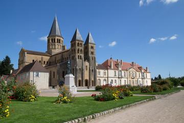 Sacre-Coeur Church in Paray-le-Monial, France