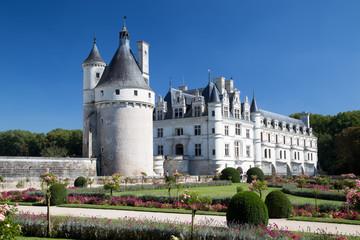 Castle on the Loire: Chateau de Chenonceau